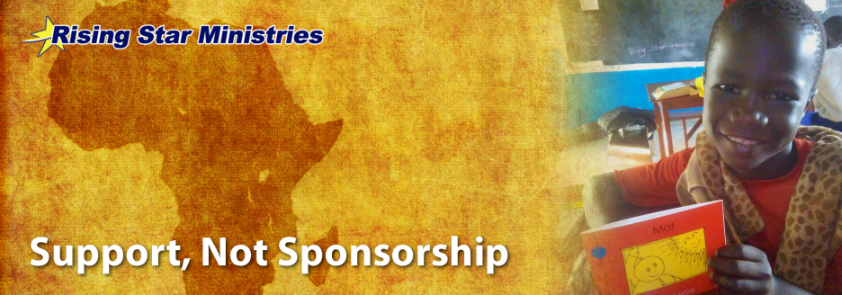 Support Not Sponsorship